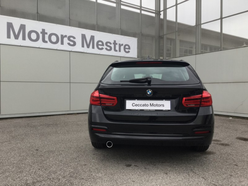 BMW Serie 3 316d Touring Business Advantage aut.