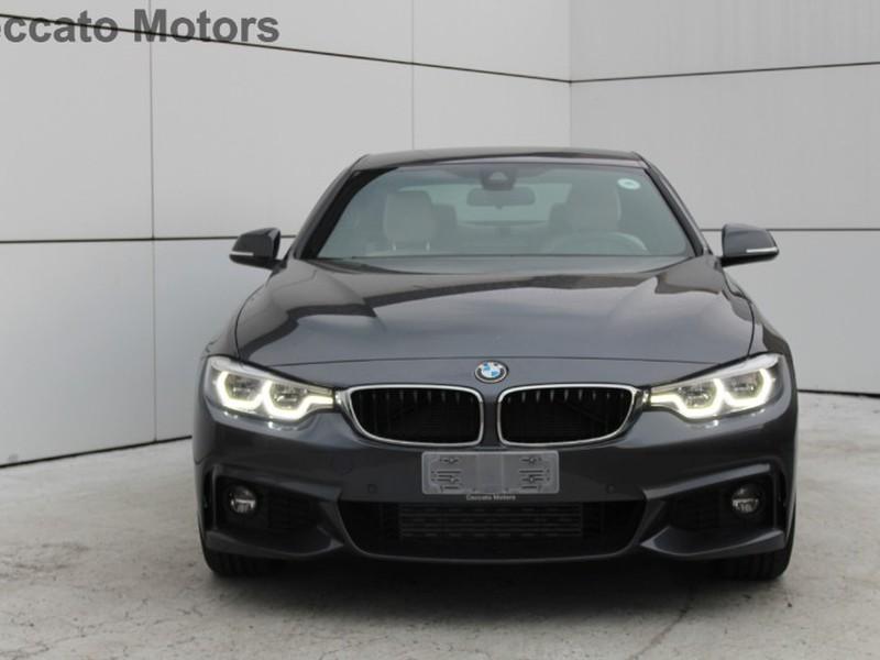 BMW Serie 4 420d Coupé Msport