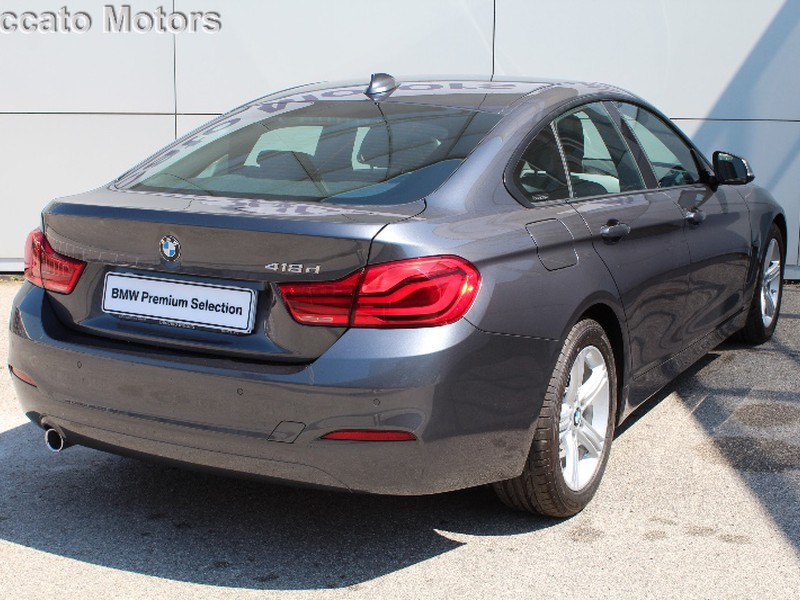 BMW Serie 4 418d Gran Coupé Advantage