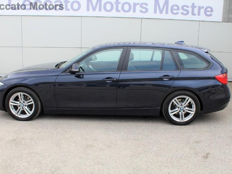 BMW Serie 3 318d Touring Business aut.