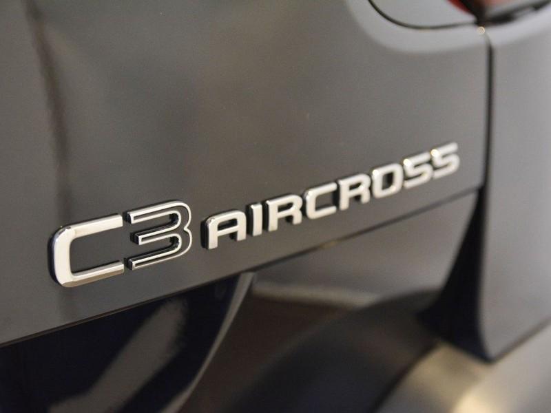 citroen C3 Aircross PureTech 110 S&S Shine + Grip Control