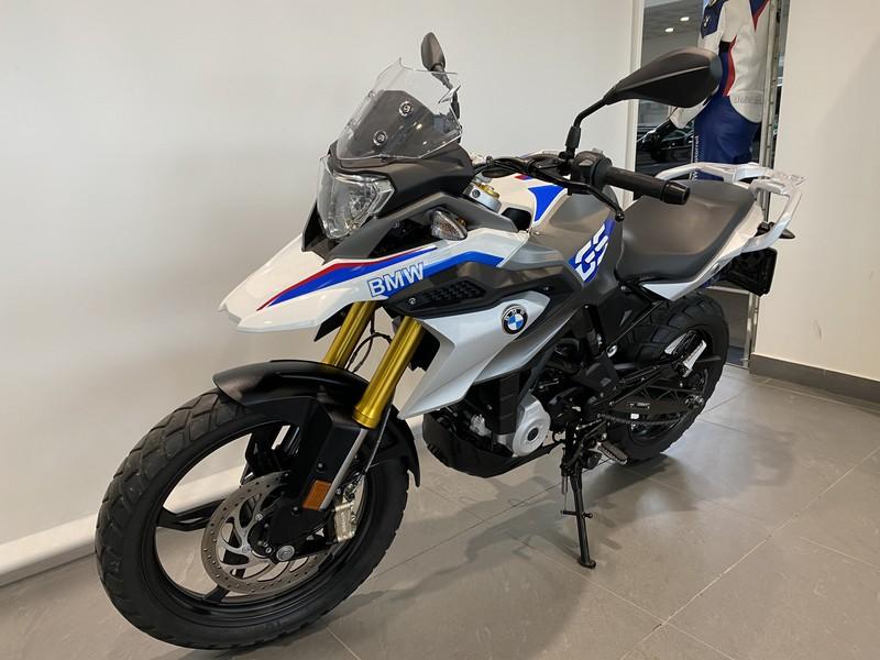 BMW Motorrad G 310 GS (2017 - 20)
