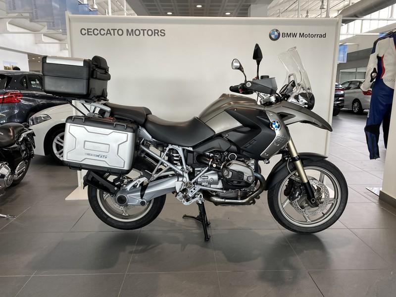 BMW Motorrad R 1200 GS (2010 - 12)