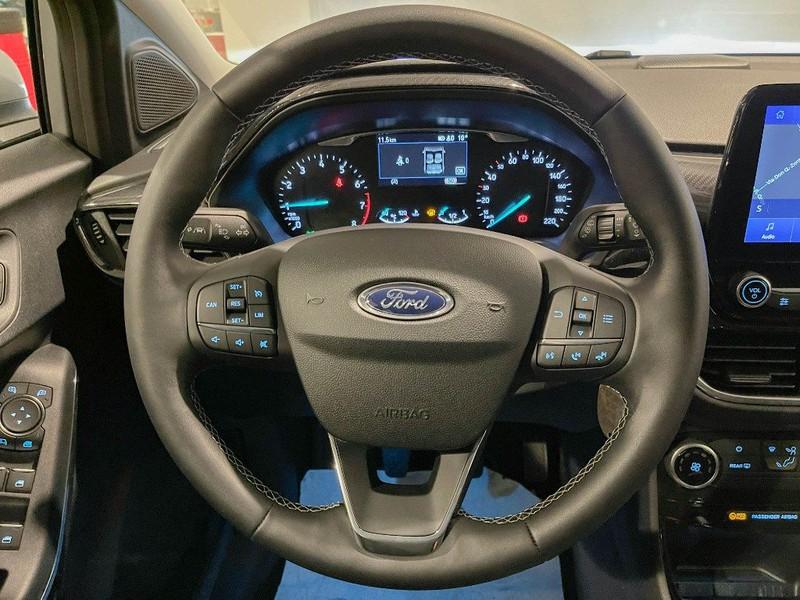 ford Puma 1.0 EcoBoost Hybrid 125 CV S&S Titanium X