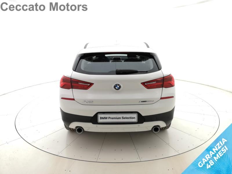 BMW X2 xDrive20d Advantage