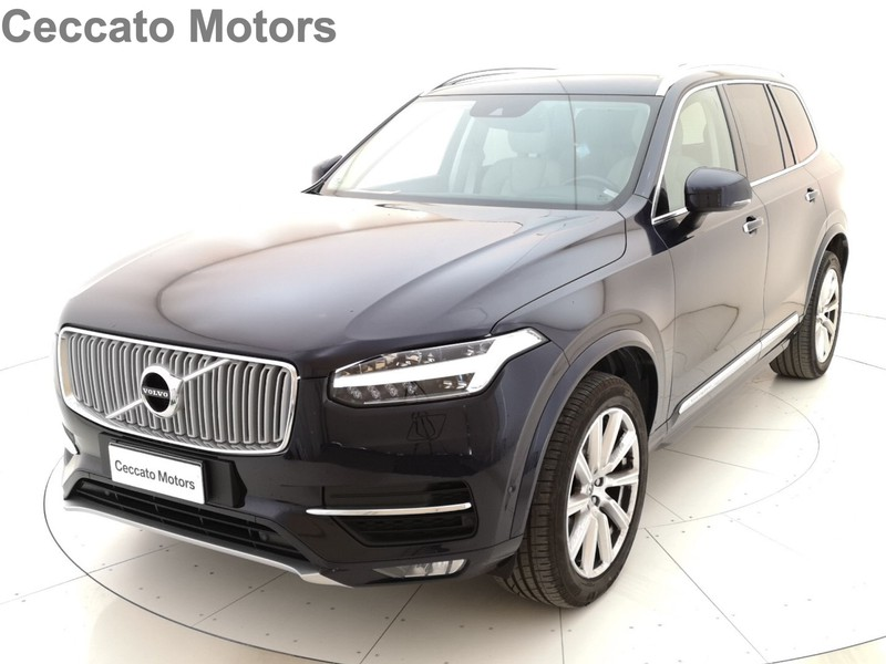volvo XC90 D5 AWD Geartronic Inscription