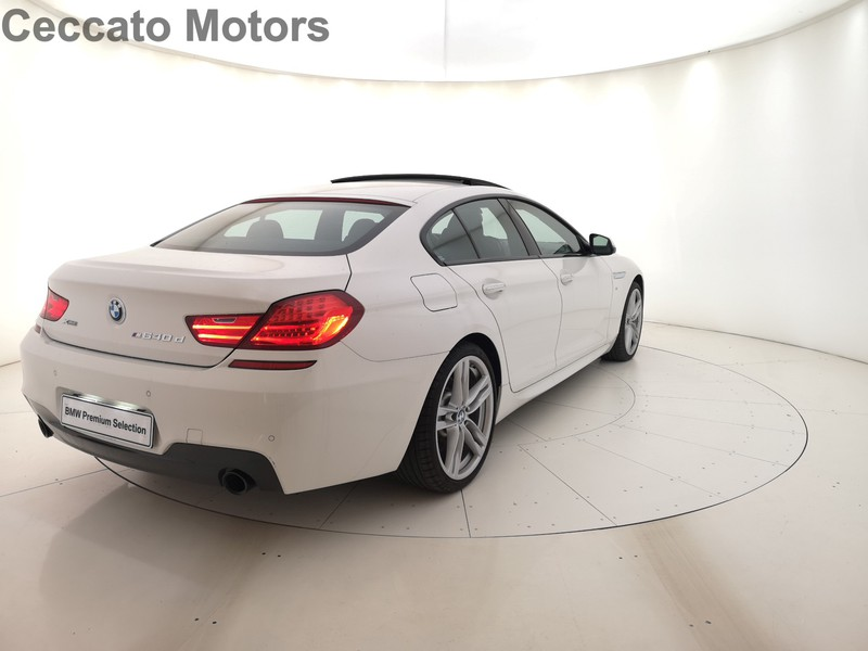 BMW Serie 6 640d xdrive gran coupe msport edition