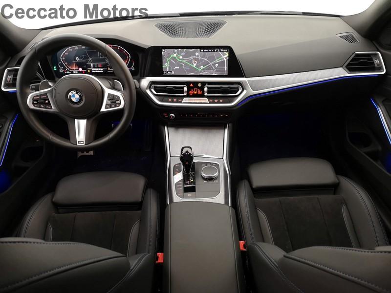 BMW Serie 3 320d touring msport