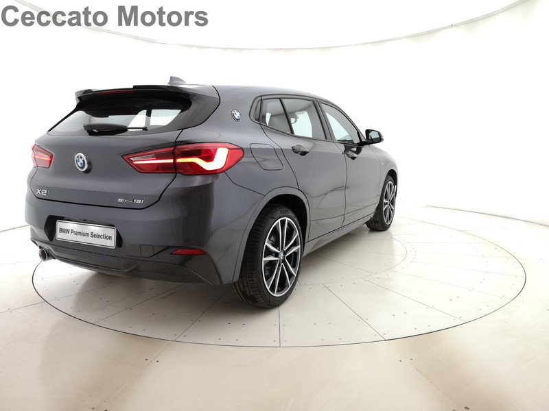 BMW X2 sdrive18i msport