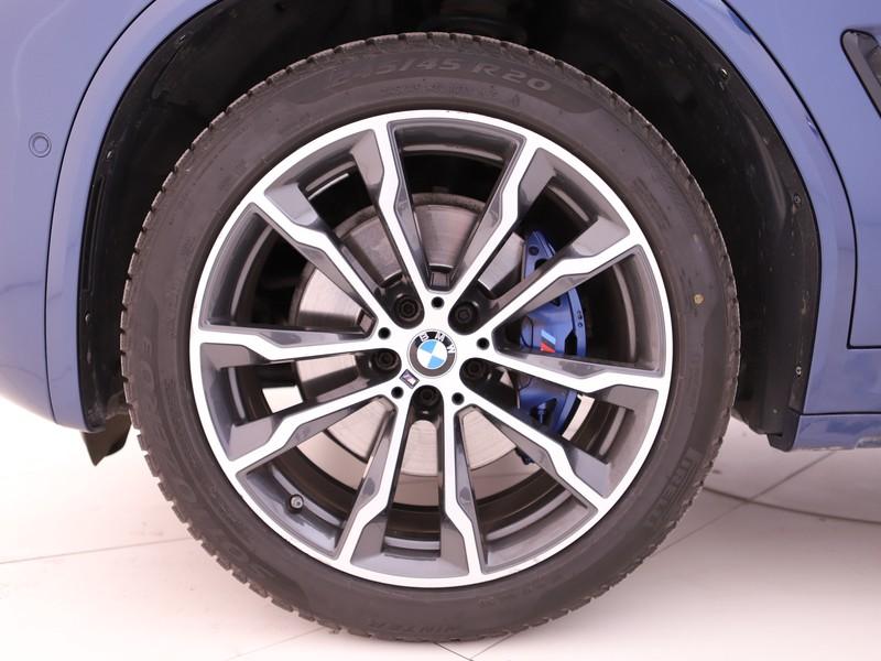 BMW X3 xdrive30d msport