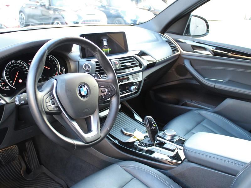 BMW X3 xdrive20d luxury